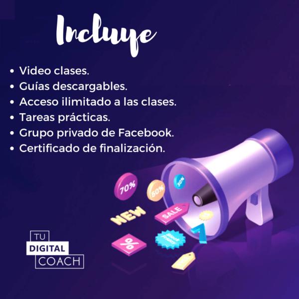 Programa de Competencias Digitales - Tu Digital Coach